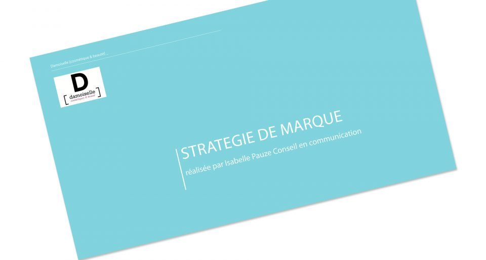 etude marketing pour Damoiselle