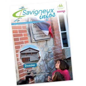 Magazine d'information de la ville de Savigneux